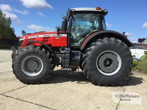 Massey Ferguson MF 8740S Dyna-VT Baujahr 2018 Allrad