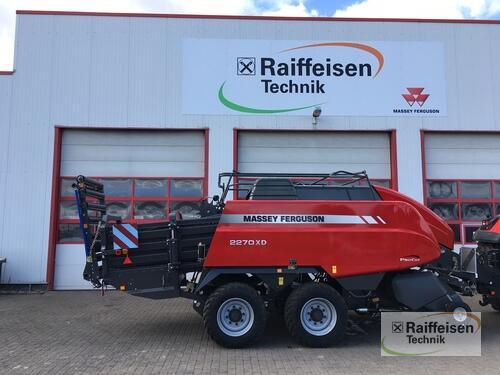 Massey Ferguson Mf 2270xd Tandemachse Schneide Year of Build 2020 Bad Langensalza