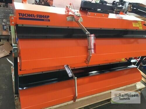 Tuchel Eco Kehrmaschine 230 Byggeår 2021 Bad Langensalza