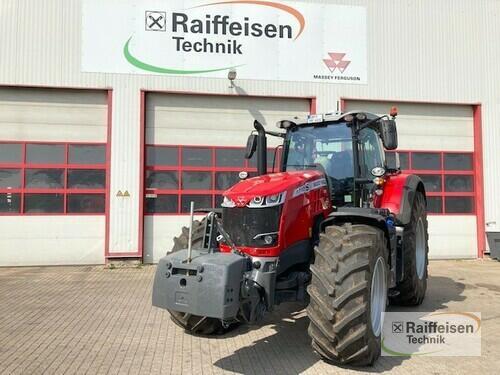 Massey Ferguson 8740s Dyna-Vt Exclusive Année de construction 2021 Bad Langensalza
