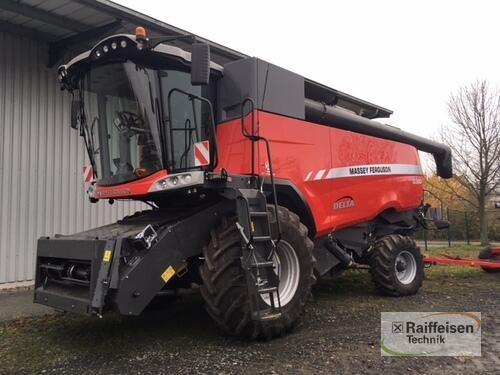 Massey Ferguson 9380 Delta Año de fabricación 2015 Bad Langensalza