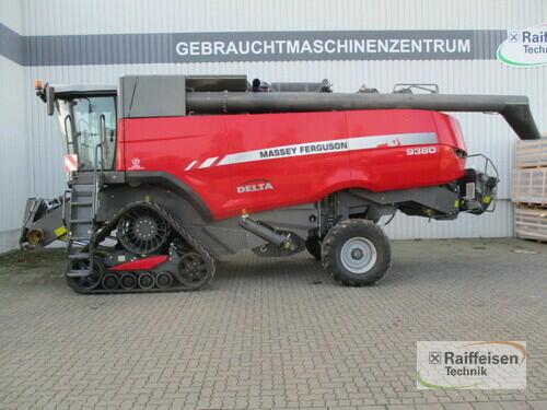 Massey Ferguson 9380 Delta Baujahr 2015 Bad Langensalza