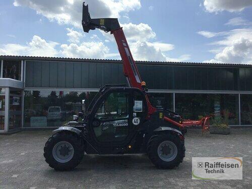 Massey Ferguson Th 6030 Standa Baujahr 2018 Trendelburg