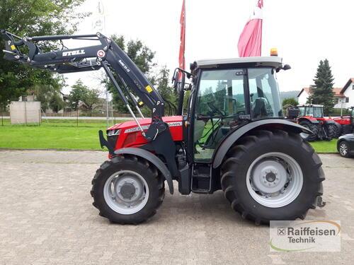 Tracteur Massey Ferguson - 3708AL