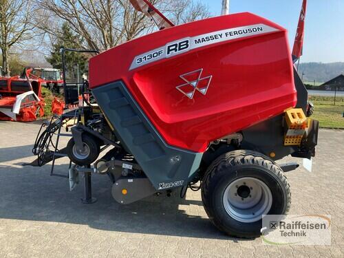 Massey Ferguson Rundballenpressen 3130 F Year of Build 2020 Trendelburg