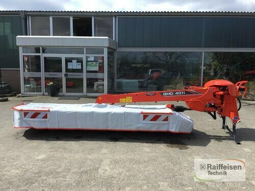 Kuhn Gmd 4011 - Ff Byggeår 2020 Trendelburg