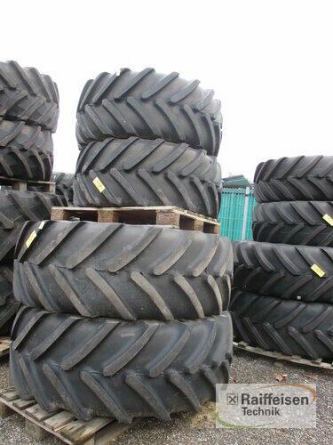 Michelin 540/65 R24 + 600/65 R38