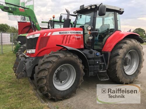 Traktor Massey Ferguson - 7626 Dyna-6