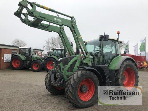 Fendt 720 Vario S4 Power Front Loader Year of Build 2015