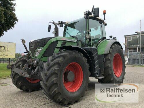 Fendt 724 Vario SCR Profi Plus Baujahr 2014 Allrad