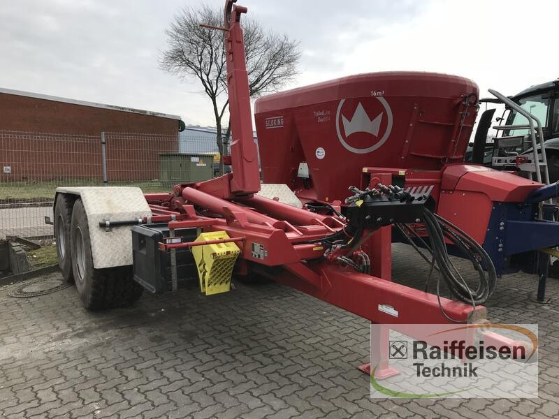 Krampe thl 11 hakenliftwagen anh nger gebraucht elmenhorst lanken - Gebrauchte buromobel hamburg ...