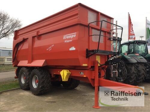 Krampe Big Body 540 Carrier Рік виробництва 2017 Bad Oldesloe