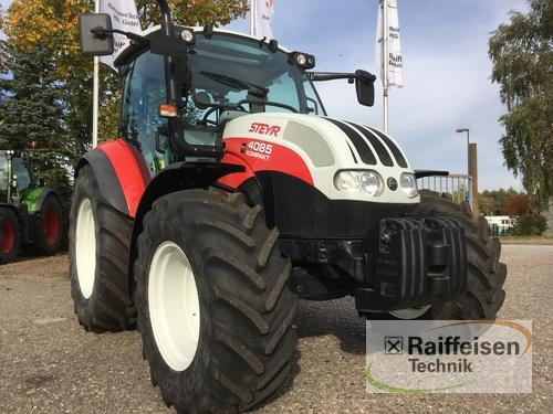 Steyr 4085 Kompakt Year of Build 2015 4WD