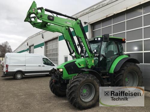Deutz-Fahr Ttv 5120 Año de fabricación 2013 Accionamiento 4 ruedas