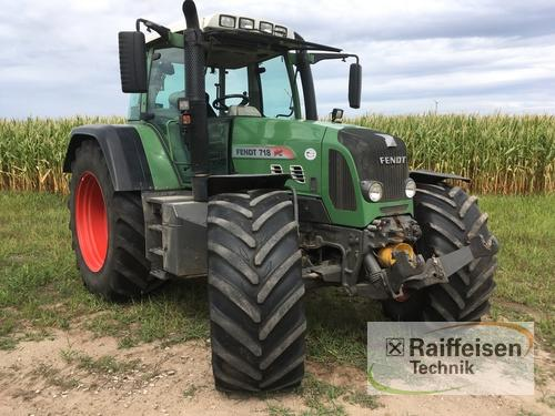 Fendt 718 Vario TMS Year of Build 2011 4WD