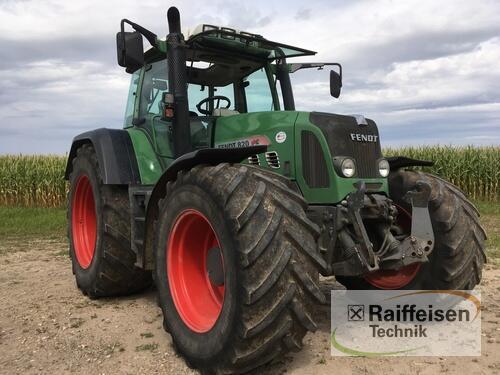 Traktor Fendt - 820 Vario TMS