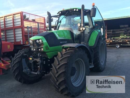 Deutz-Fahr Agrotron 6190 Årsmodell 2014 4-hjulsdrift