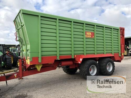 Lade- & Silierwagen Hawe - SLW 45
