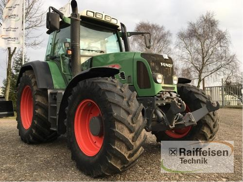 Fendt 716 Vario TMS Année de construction 2009 Bad Oldesloe