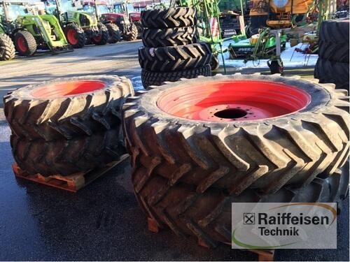 Michelin 380/85 R38 + 420/80 R46