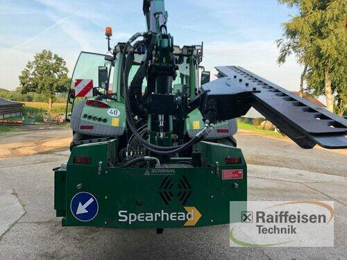 Spearhead Orbital 7000 Lr Ausleger-Mulcher anno di costruzione 2019 Bad Oldesloe