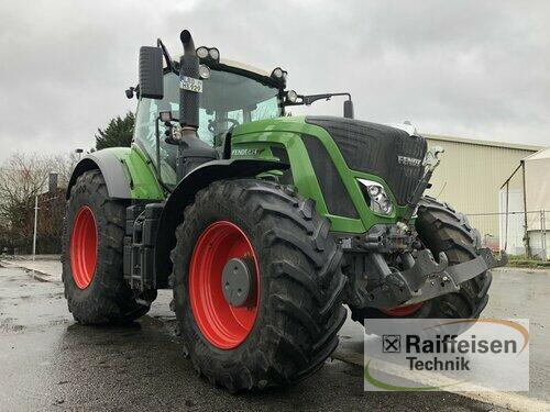 Tractor Fendt - 930 Vario S4