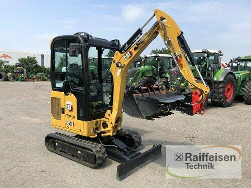 Caterpillar Minibagger 301.8 Baujahr 2021 Bad Oldesloe