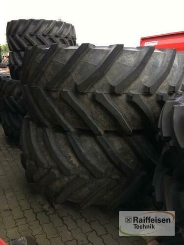 Trelleborg 600/70r30 + 800/70r38 Tm900 Bad Oldesloe