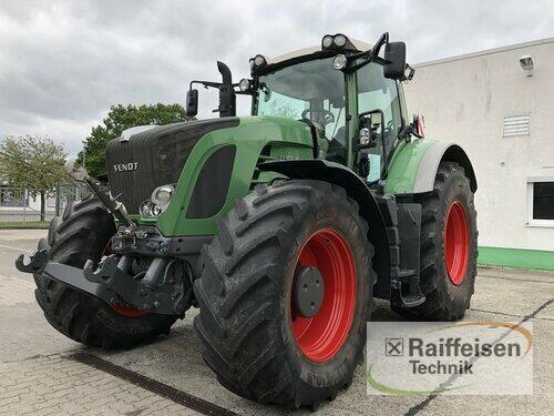 Fendt 936 Vario Año de fabricación 2012 Accionamiento 4 ruedas