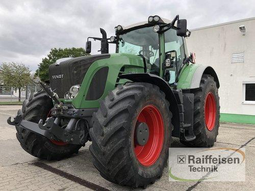 Fendt 936 Vario Godina proizvodnje 2012 Pogon na 4 kotača