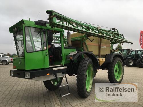 Dammann Trac Dt 1650 Rok produkcji 1995 Gadebusch