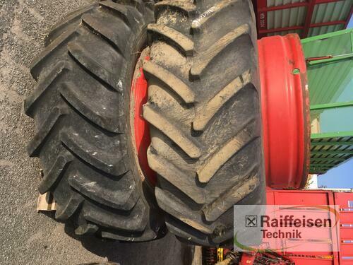Michelin 520/70 R34 + 620/70 R46 Gadebusch