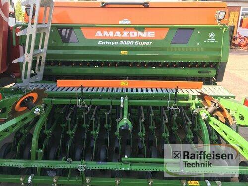 Amazone Kg 3001 + Cataya 3000 Super Baujahr 2017 Gadebusch