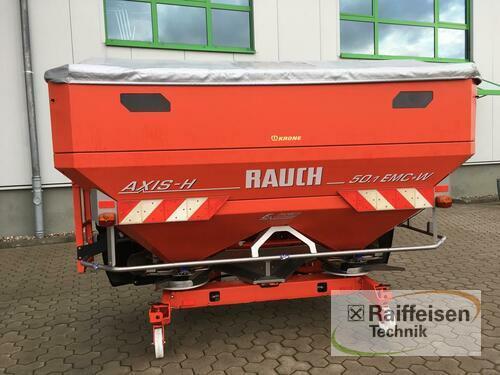 Rauch Axis 50.1 Emc + W Baujahr 2014 Gadebusch