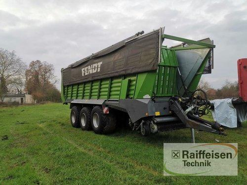 Fendt Tigo 100 XR Ladewagen