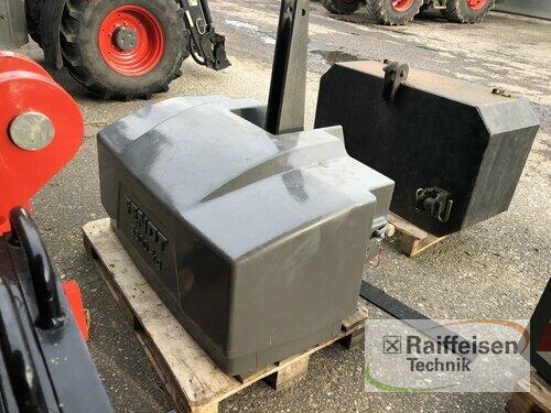 Fendt Gewicht 3300 kg