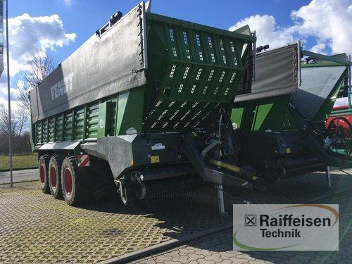 Fendt Tigo Xr 100 Year of Build 2020 Gadebusch