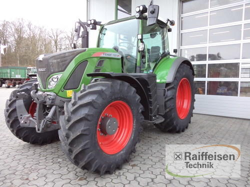 Fendt 720 Vario S4 Profi Plus Year of Build 2018 Preetz
