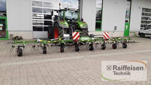 Fendt Twister 8608 Dn Baujahr 2020 Preetz