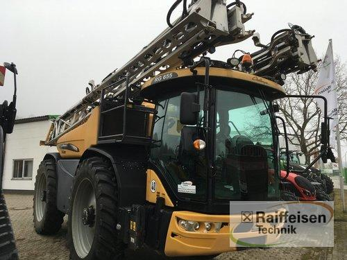 Challenger Rogator Rg655 A Year of Build 2011 Preetz