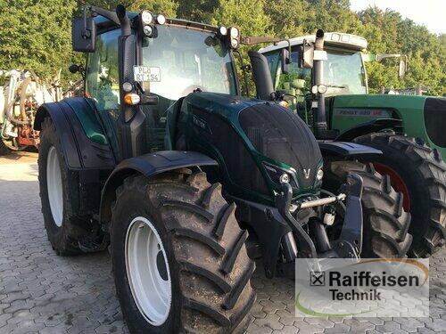 Valtra N154e Active Año de fabricación 2016 Preetz