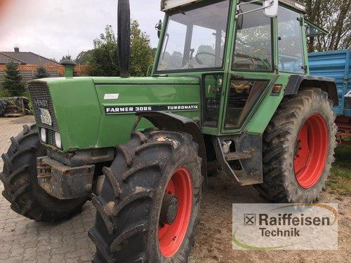 Fendt Farmer 308 LSA Year of Build 1984 4WD