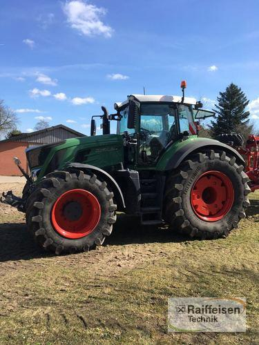 Fendt 939 Vario S4 Year of Build 2016 Preetz