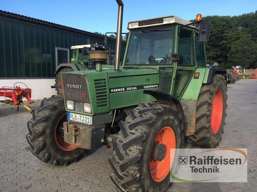 Fendt Farmer 312 LSA Year of Build 1987 4WD