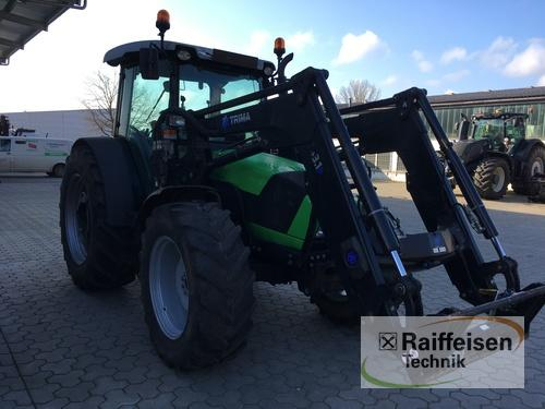 Deutz-Fahr Agrofarm 420 Profil