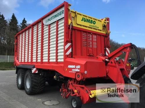 Lade- & Silierwagen Pöttinger - 6610 D COMBILINE