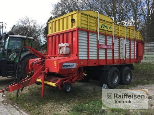 Lade- & Silierwagen Pöttinger - Silierwagen Jumbo 60