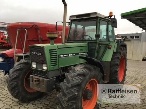 Fendt Farmer 312 LSA Рік виробництва 1987 Повний привід
