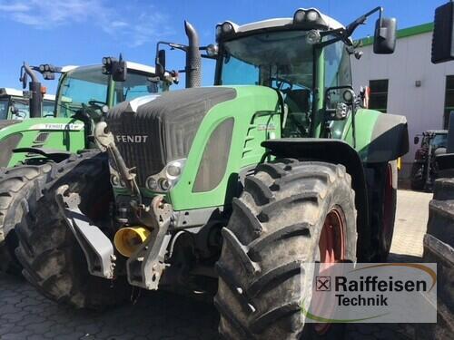 Traktor Fendt - 936 Com III, Spuhrführun