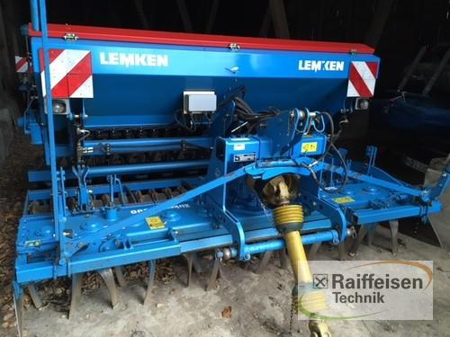 Lemken Drillkombination Year of Build 2007 Preetz